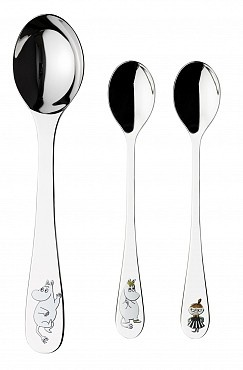 Moomin ice cream spoons