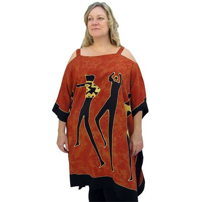 Sundrenched Poncho - $35.00 #kaftans #summerclothes #plussize