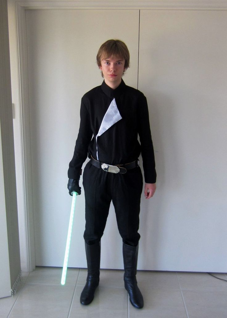 luke skywalker costume - 736×1030