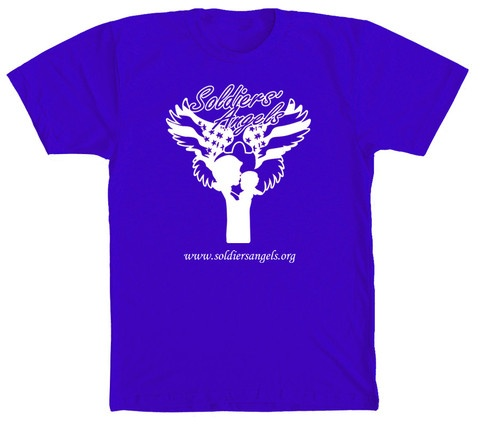 Support our Military Children! Wear Purple! <3: Soldiers, Eod Soldier, Soldier S Angels, Shirt