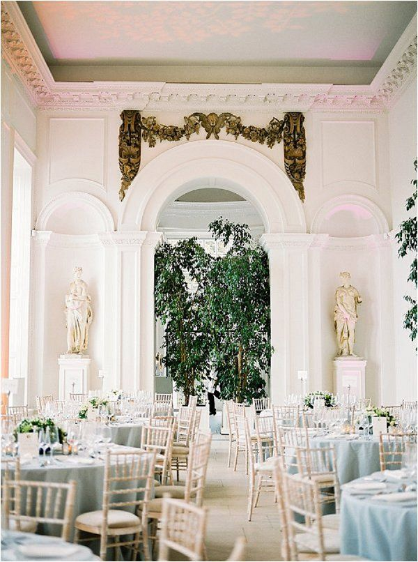 intimate wedding venue styling Image by