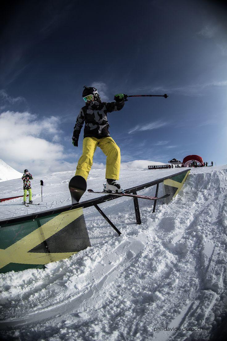 Kawabonga Snowpark -Slide -Simone R.