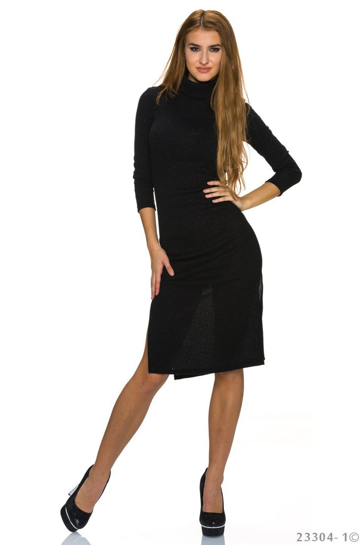 Wonderful Radiance Black Dress