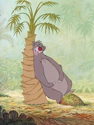 Baloo the bear, Jungle Book