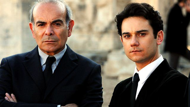 BBC Four - The Young Montalbano, Seven Mondays