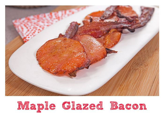 Bacon like you've never had it before: Smokey, candied, crispy, salty, yummy