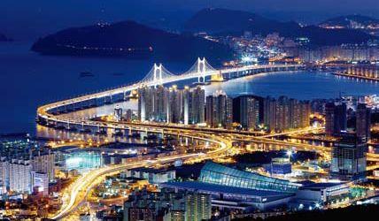 Haeundae Gu, Busan, South Korea