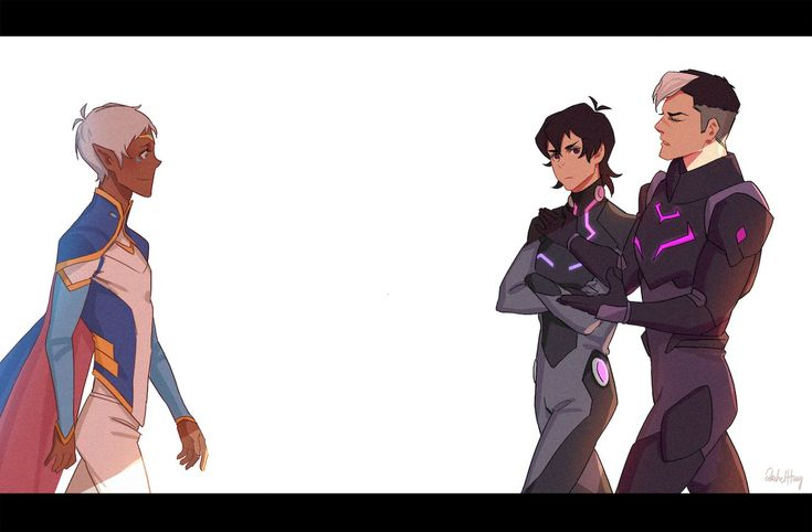 """""""In another life"""" If the Altean Lance theory also comes true imma lose my shit."""