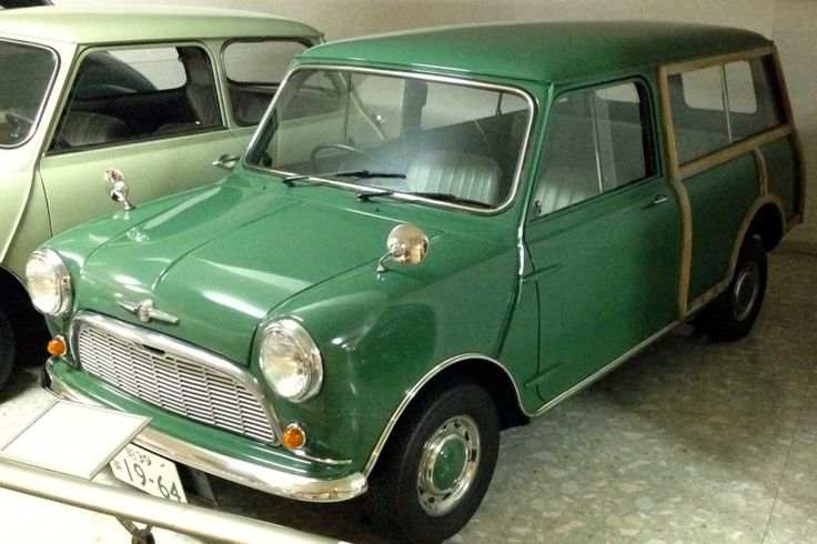 1964 Morris Mini Countryman