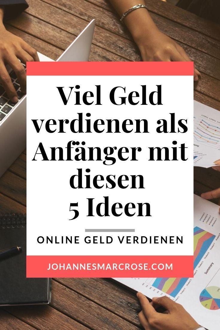 5 möglichkeiten im internet geld zu verdienen online broker schweiz vergleich 2021