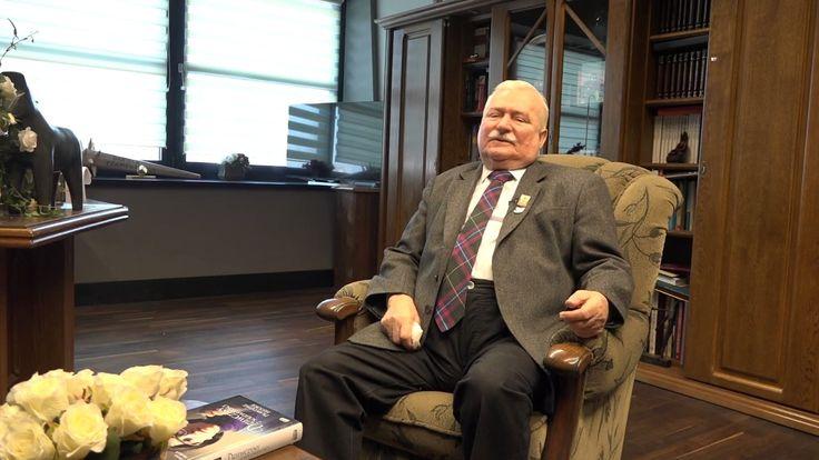 Wywiad z Panem Prezydentem Lechem Wałęsą
