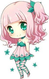 ¡Qué mona! ¡Qué pelo tan bonito, qué ropa tan bonita, qué todo...! (^o^)