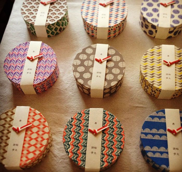 packages for baked sweets