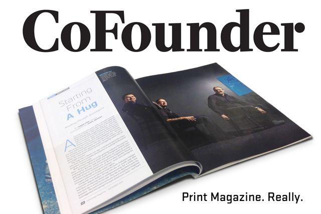 CoFounder: startup magazine | Indiegogo