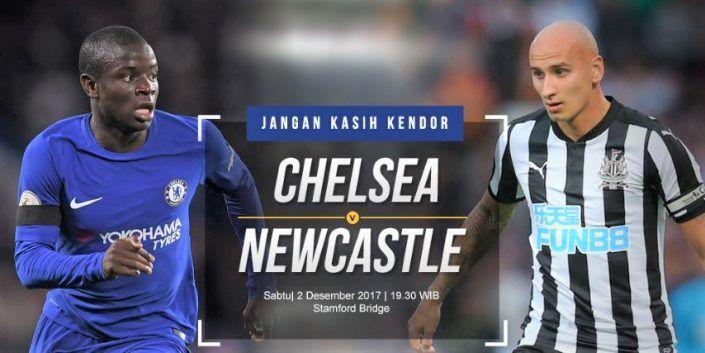 Prediksi Chelsea vs Newcastle United Liga Inggris
