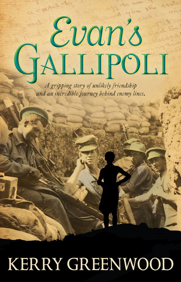 Image result for evans gallipoli kerry greenwood