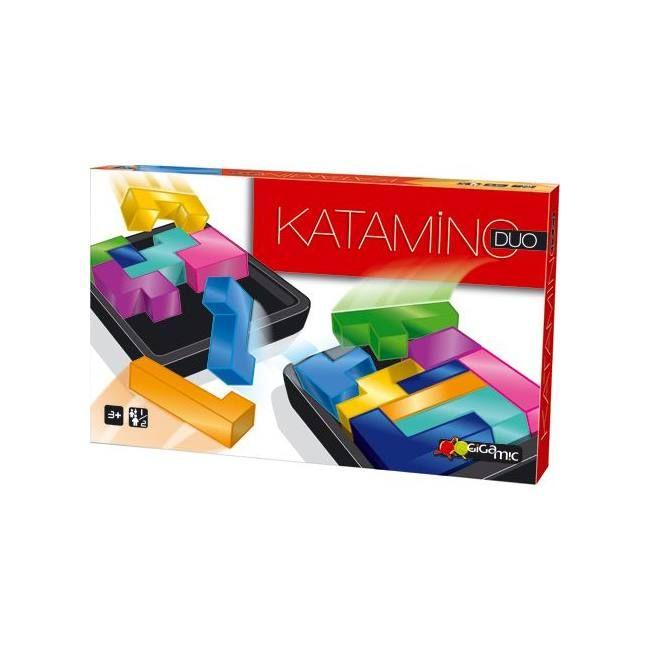 Katamino Duo - logikai társasjáték 6 éves kortól - Gigamic
