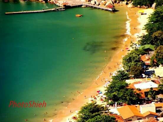 Laranjeiras Beach -  SC - Brazil