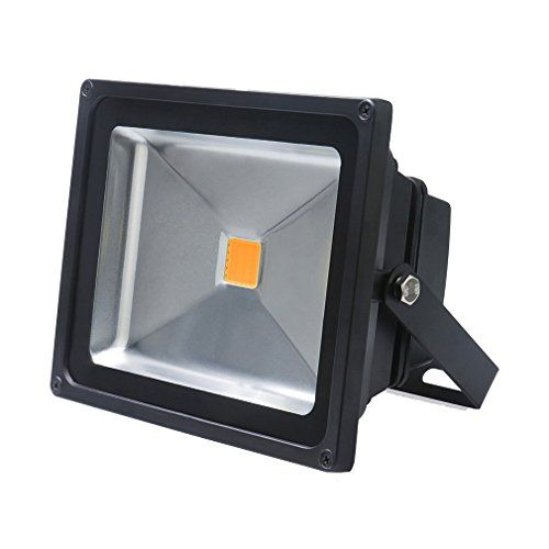Auralum® 10W/30W/50W Super brilliant 30W 230V IP65 Waterproof Noir Blanc Chaud LED Projecteur de lumière d'inondation #Auralum® #W/W/W #Super #brilliant #Waterproof #Noir #Blanc #Chaud #Projecteur #lumière #d'inondation