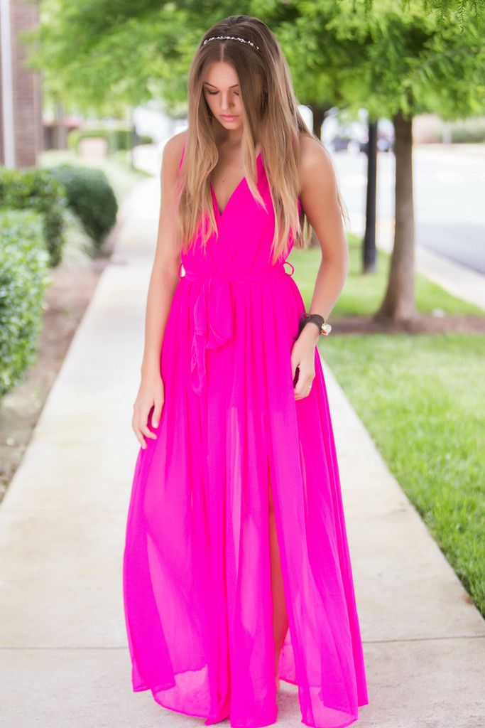 Made Of Dreams Maxi Dress – Swoon Boutique