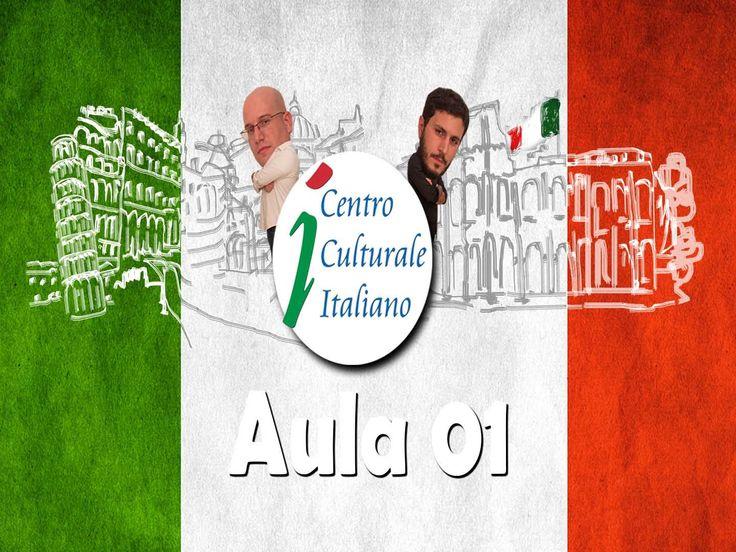 Apresentação - Centro Culturale Italiano - Aula 01