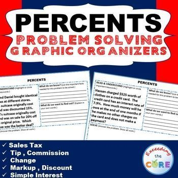 word problems graphic organizers and middle school maths on pinterest. Black Bedroom Furniture Sets. Home Design Ideas