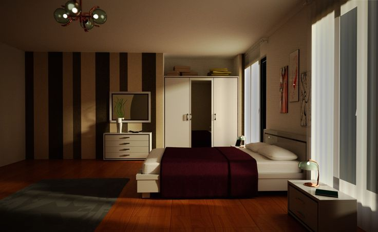 Yet another great example of our 3DSMax rendering plugins excellence for interior designers, www.3dmaxreality.com