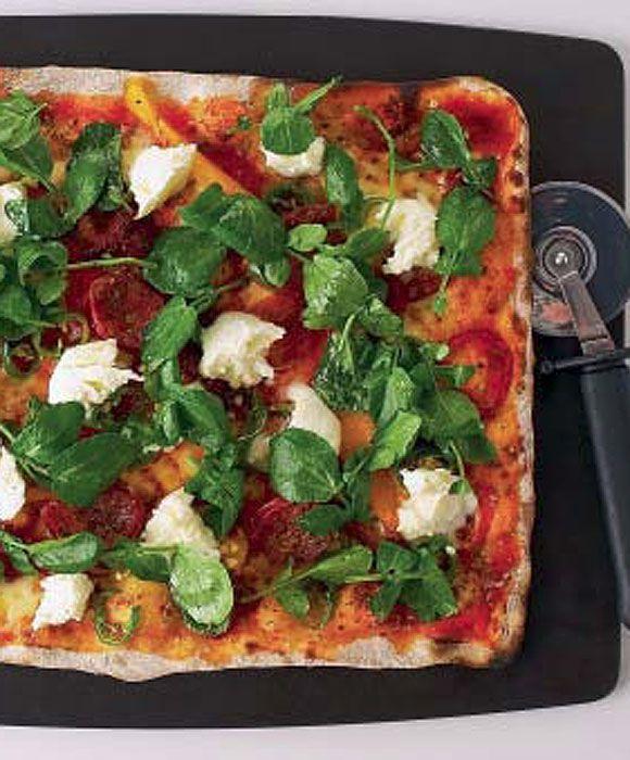 Pizza Express Calabrese pizza recipe
