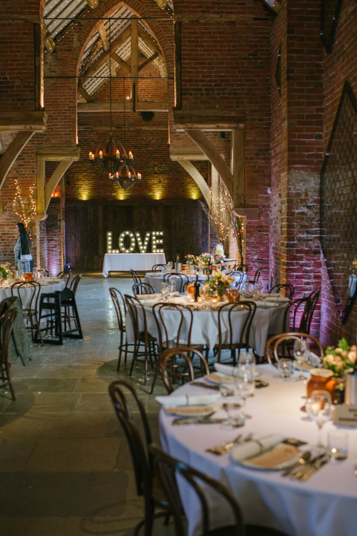 A Stylish Wedding At Shustoke Farm Barns