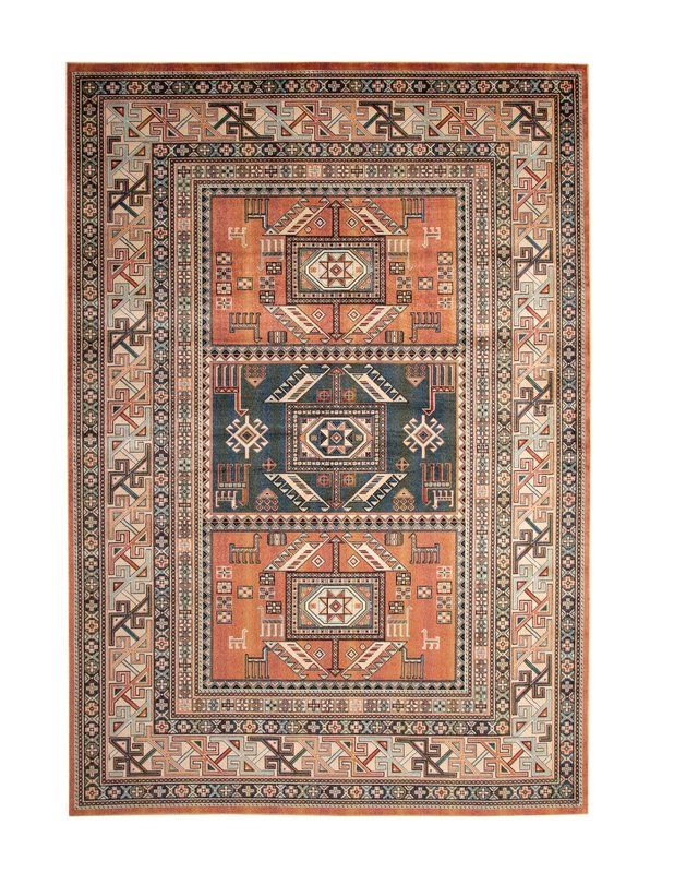 Ovid Tangerine Area Rug In 2019 Home Updates Rugs Area Rugs