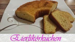 Zutaten:   5 Eier Gr. M  100g Xylitol  200g Butter  250ml Eierlikör  (ohne Zucker)  160g gemahlene blanchierte Mandeln  40g Ko...
