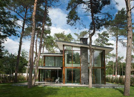 610 best modern glass houses images on pinterest house for Modern glass house plans