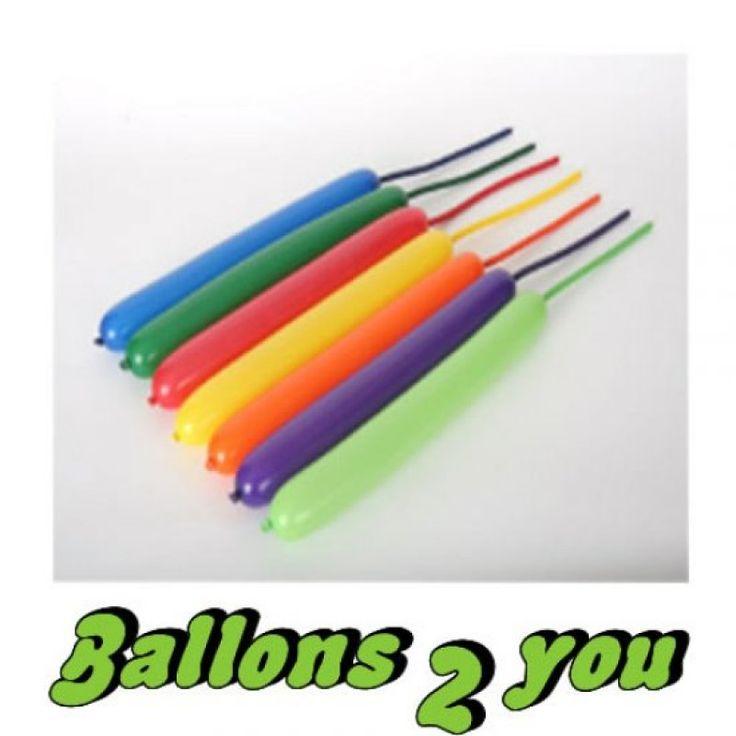 Qualatex Carnival 260Q Modellierballons