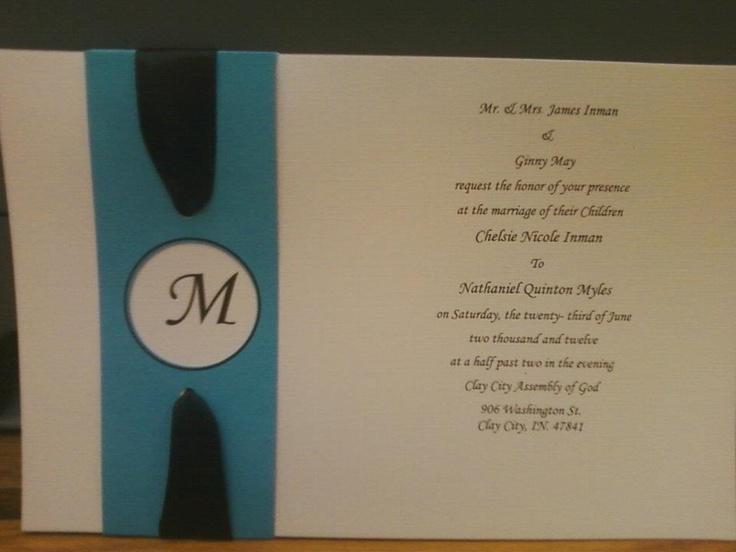 The 25 best hobby lobby wedding invitations ideas on pinterest wedding invites diy from hobby lobby love it stopboris Image collections