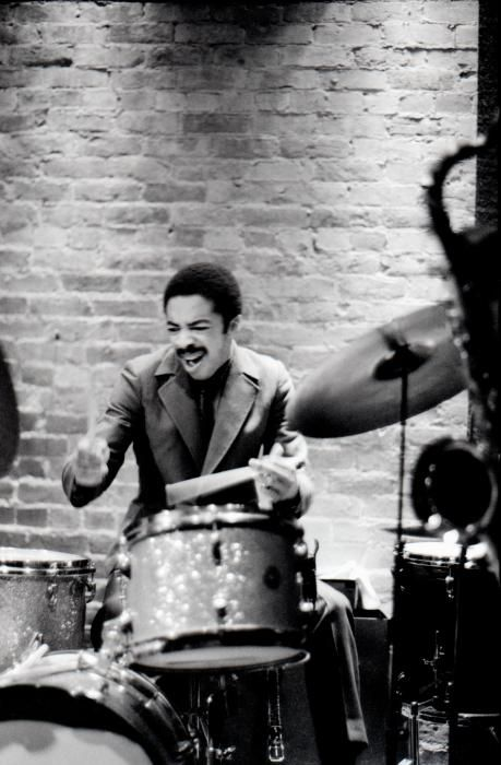 Tony Williams--Took drum lessons from him back in the day