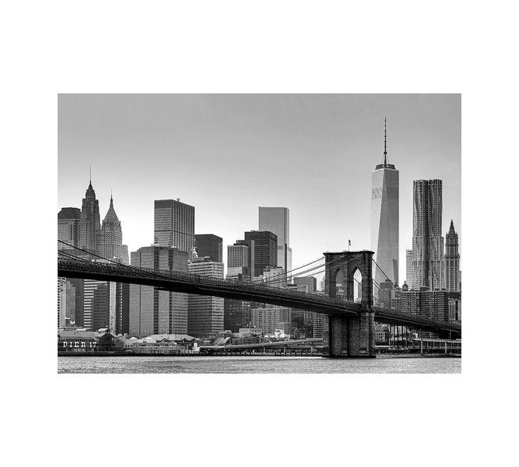 New York poszter, fotótapéta W+G 149/366 x 254/ - Egész fal méretű poszterek