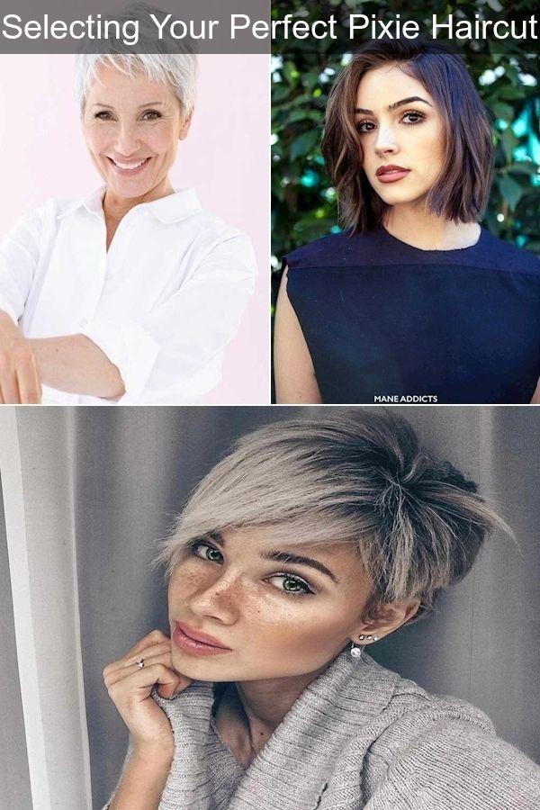Medium Layered Hairstyles Short Elfin Haircuts Short Cropped Hair Women In 2020 Pixie Haircut Cute Hairstyles For Short Hair Short Cropped Hair