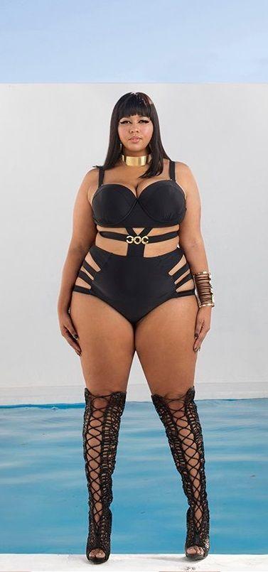fa8c8aef9 Plus Size GabiFresh for Swim Sexy The Sovereign Swimsuit - Plus Size  Swimsuit