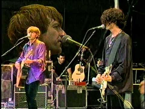 Crowded House - Fingers of love - Pinkpop Holland 1994
