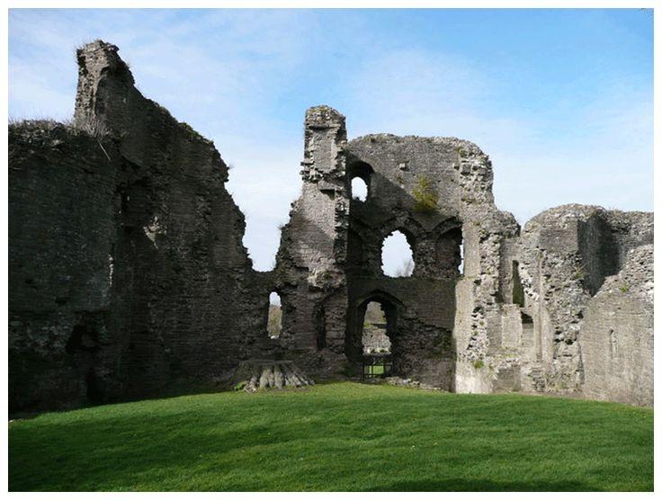 Abergavenny Castle, Wales