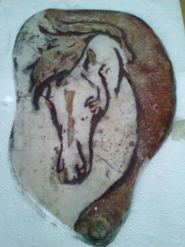 Cavallo raku