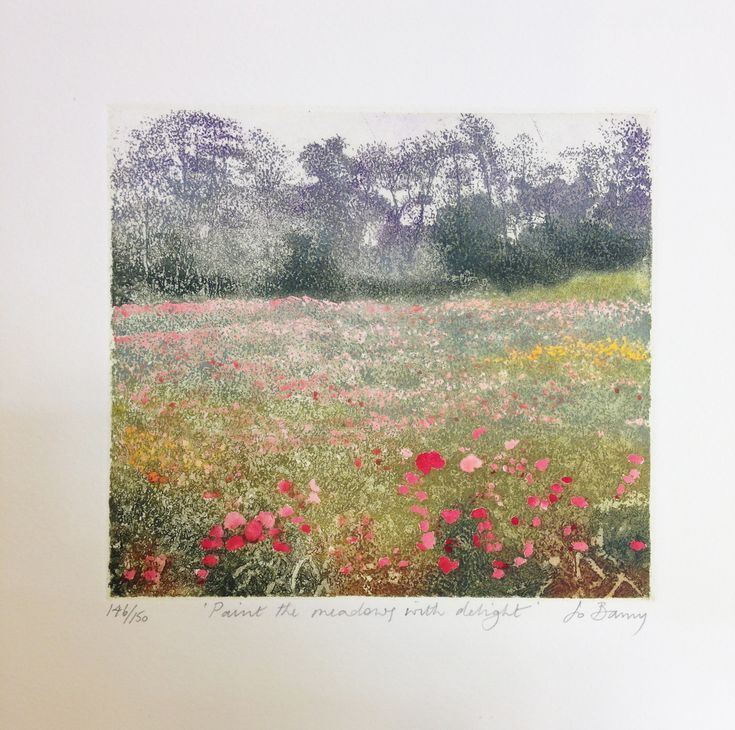 Jo Barry - Paint the Meadows with Daylight