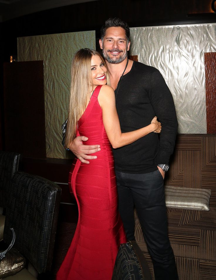 We can barely remember a time when Sofia Vergara and Joe Manganiello were not together, but in reality, it's been just over a year since the couple had their first date. In that short period of time, Sofia and Joe, who are set to marry on Nov. 22, have shown their love with lots of PDA and longing looks into each other's eyes on as many red carpets as possible.