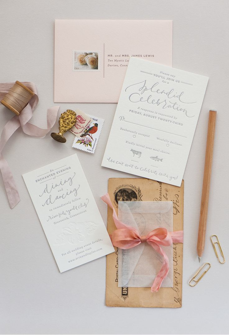 113 Best Coral Pheasant Stationery Design Images On Pinterest