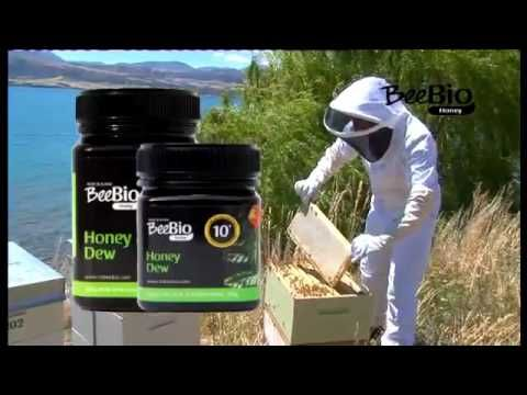 beebioskin.com 100% Authentic New Zealand Honey Dew Certified 5 / 10  Phenolic Content