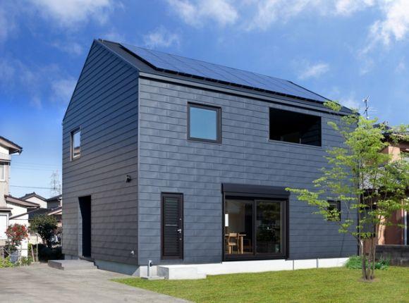 casa sole 4 S様邸 shimizu 施工例 株式会社清水工務店 - 商品住宅 新しい家の選び方