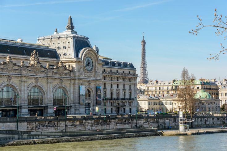 Vous connaissez la Gare du Nord, de l'Est, Montparnasse… mais saviez-vous qu…