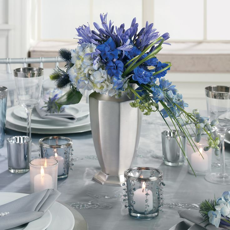 17 best images about weddings blue weddings on pinterest wedding bouquets head tables and. Black Bedroom Furniture Sets. Home Design Ideas