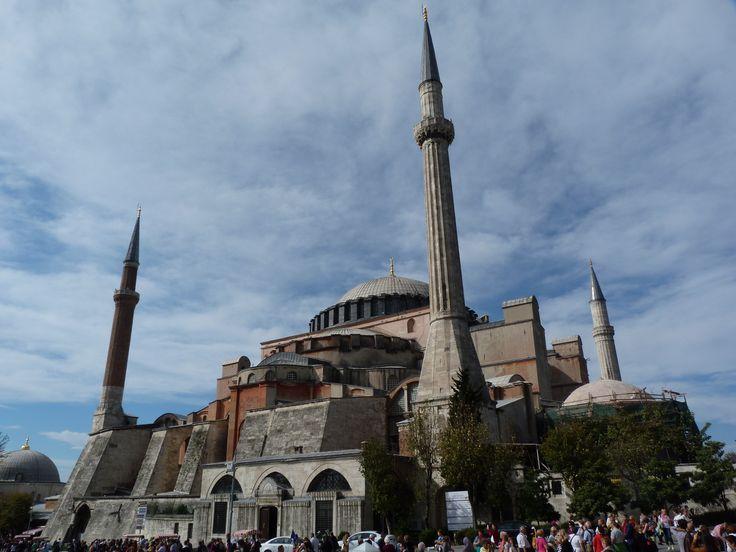 * Basílica de Santa Sofia *  Istanbul, Turquia.