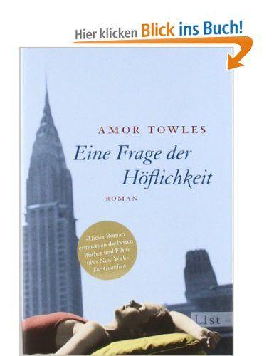 Ein Jahr in den 1930ern in New York - großartiges Buch!